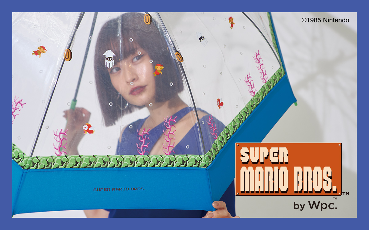 任天堂スーパーマリオブラザーズの商品をご紹介