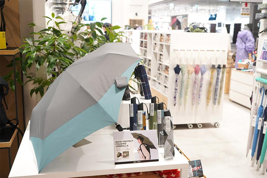 Wpc.心斎橋パルコ店内 折り畳み傘